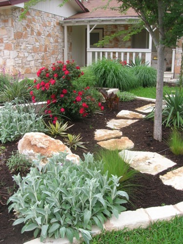 Landscaping Pictures Of Texas Xeriscape Gardens And Much More Here In Austin Design My Yard