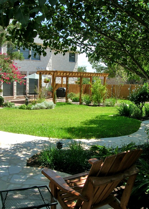 Landscaping pictures of texas xeriscape gardens and much for Design my landscape