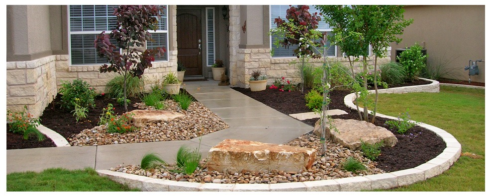 Sun City Georgetown TX Landscaping
